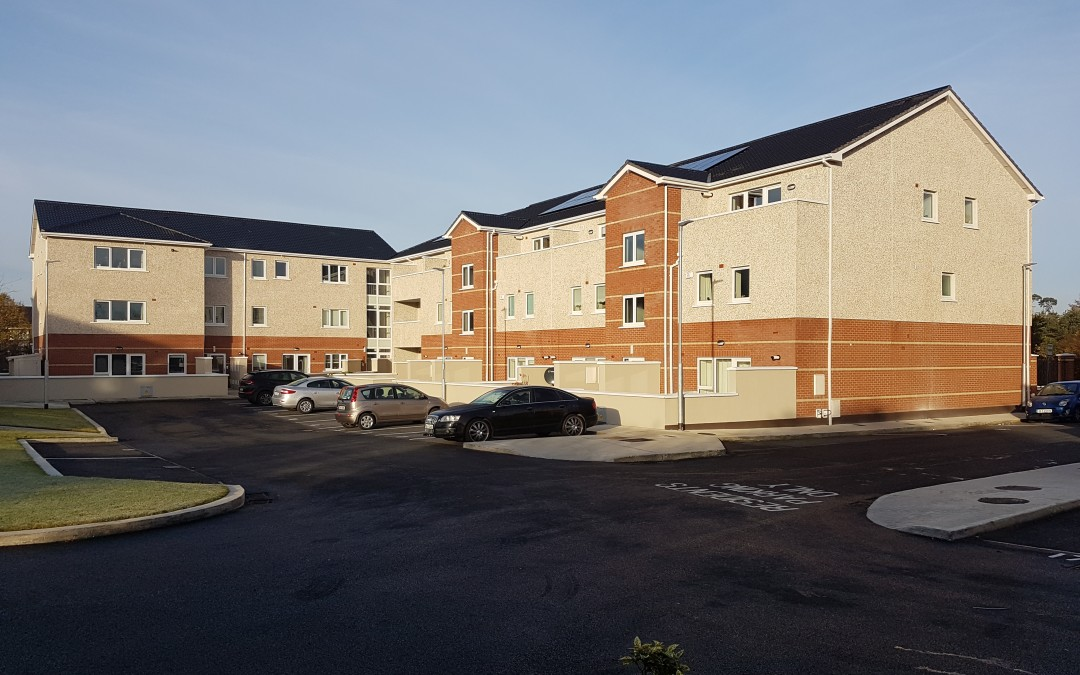 Mount Bellew Way Apartments, Lucan, Co Dublin